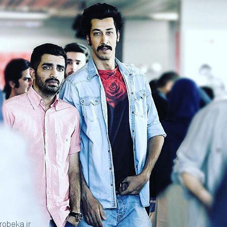 بیوگرافی بهرام افشاری 2 بیوگرافی بهرام افشاری بازیگر سینما و تلویزیون + عکس
