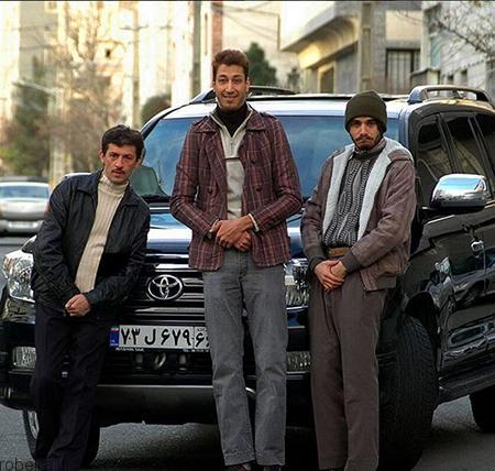 بیوگرافی بهرام افشاری 3 بیوگرافی بهرام افشاری بازیگر سینما و تلویزیون + عکس