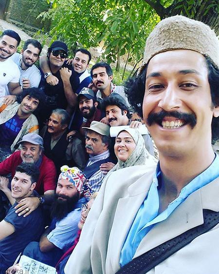 بیوگرافی بهرام افشاری 9 بیوگرافی بهرام افشاری بازیگر سینما و تلویزیون + عکس