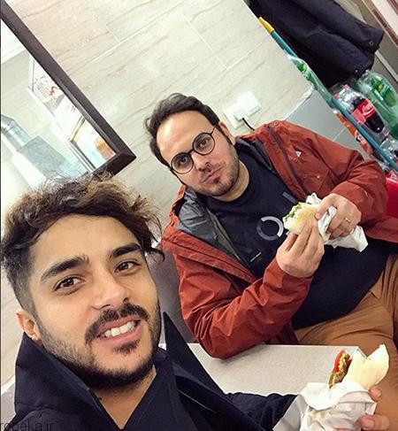 بیوگرافی ساعد سهیلی 3 بیوگرافی ساعد سهیلی + عکس همسرش