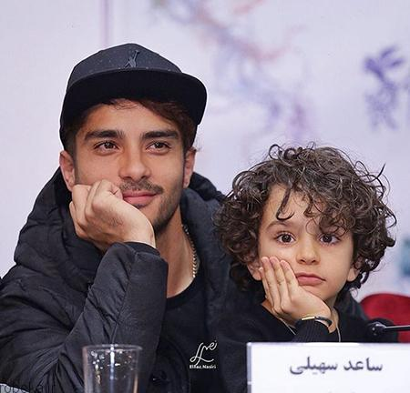 بیوگرافی ساعد سهیلی 6 بیوگرافی ساعد سهیلی + عکس همسرش