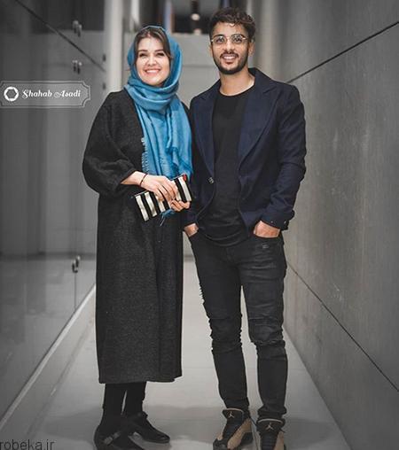 بیوگرافی ساعد سهیلی 7 عکس های ساعد سهیلی و همسرش
