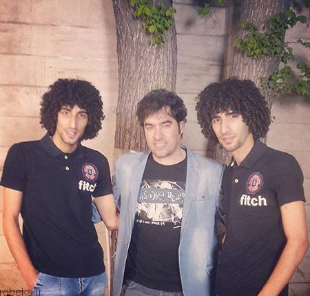 بیوگرافی مصطفی و مجتبی بلال حبشی 9 عکس های مجتبی و مصطفی بلال حبشی