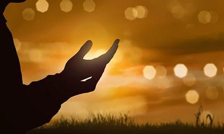 ث45557899966578969787687 پیام دعا در حق دیگران