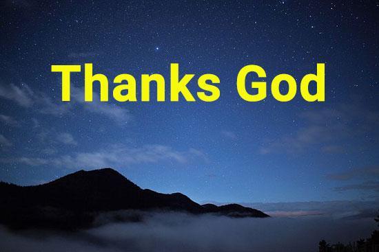 خدایا شکرت انگلیسی عکس نوشته خدایا شکرت که هوامو داری، بابت همه چیز و عشقم برای پروفایل