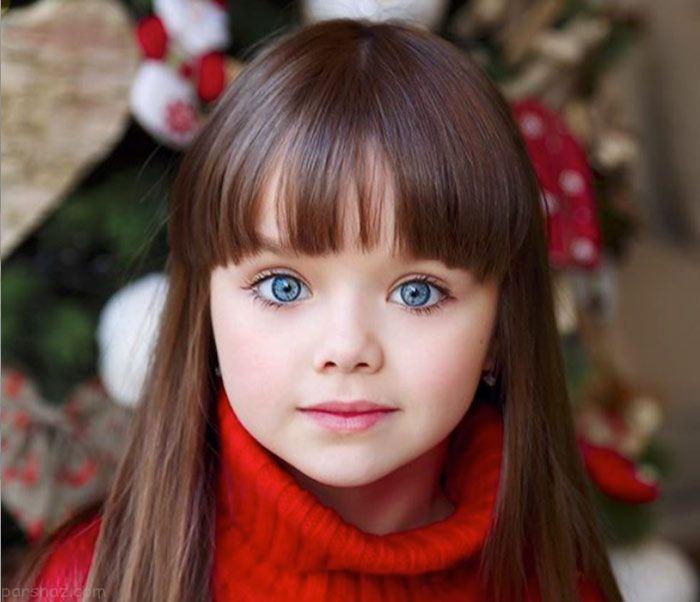 زیباترین و جذاب ترین کودکان جهان را بشناسید عکس زیباترین و جذاب ترین کودکان جهان
