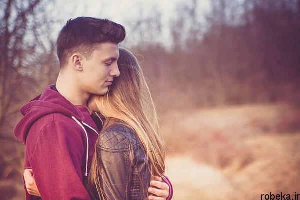 عکس عاشقانه دونفره دختر پسر بغل عکس عاشقانه دونفره بدون متن   عکس پروفایل دونفره  غمگین خفن