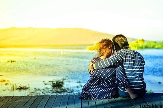 عکس عاشقانه دونفره رمانتیک عکس عاشقانه دونفره بدون متن   عکس پروفایل دونفره  غمگین خفن