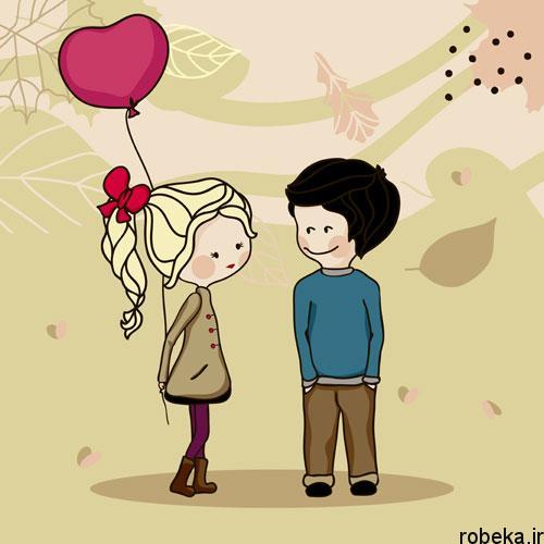 عکس عاشقانه دونفره فانتزی 1 عکس عاشقانه دونفره بدون متن   عکس پروفایل دونفره  غمگین خفن
