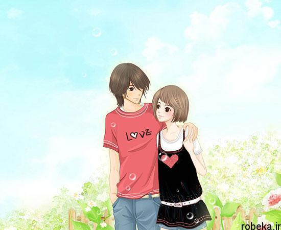 عکس عاشقانه دونفره فانتزی عکس عاشقانه دونفره بدون متن   عکس پروفایل دونفره  غمگین خفن