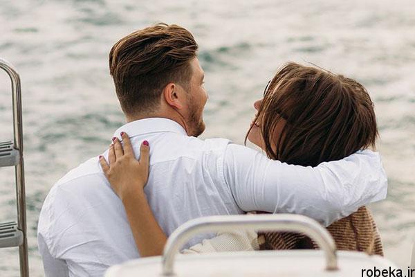 عکس عاشقانه دو نفره زن مرد عکس عاشقانه دونفره بدون متن   عکس پروفایل دونفره  غمگین خفن