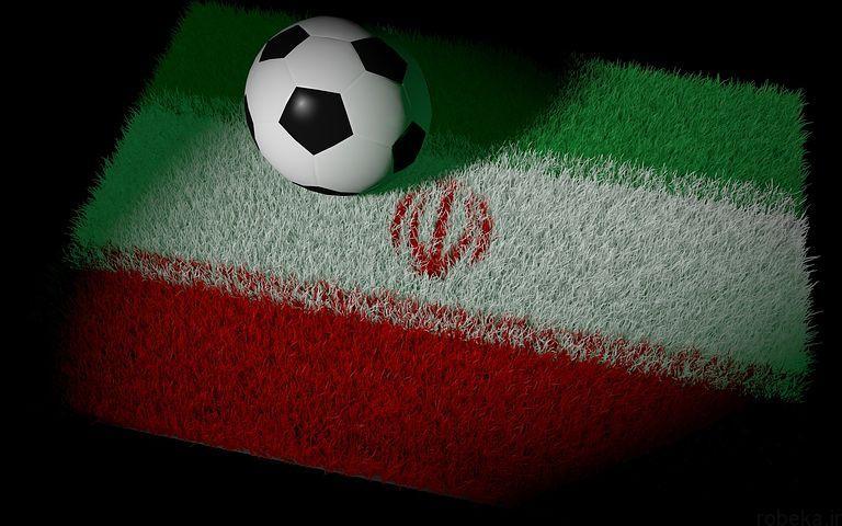 عکس نوشته پروفایل تیم ملی ایران عکس نوشته تیم ملی ایران در جام جهانی 2018 روسیه برای پروفایل