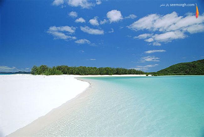 5af0c7d143a6e 5 عکسهایی از زیباترین سواحل جهان