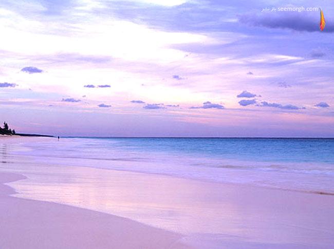 5af0c7d2e48dd 6 عکسهایی از زیباترین سواحل جهان