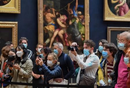 02 18 06 عکس های دیدنی وجالب؛ ازنجات یک نوزاد پناهجو تا بازگشایی موزه لوور شهر پاریس