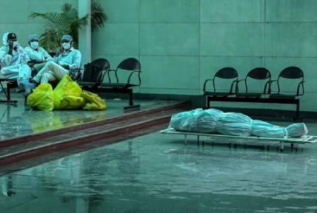 02 18 07 عکس های دیدنی وجالب؛ ازنجات یک نوزاد پناهجو تا بازگشایی موزه لوور شهر پاریس