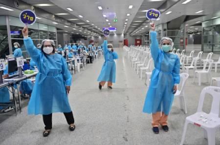 عکسهای جالب,عکسهای جذاب,تزریق واکسن کرونا