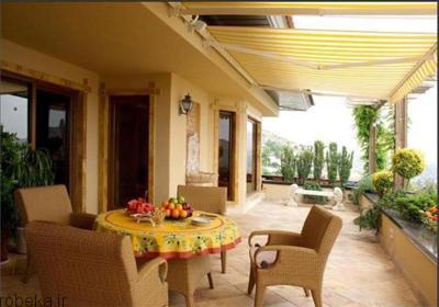 119 3 عكس از خانه ای زیبا در لواسان