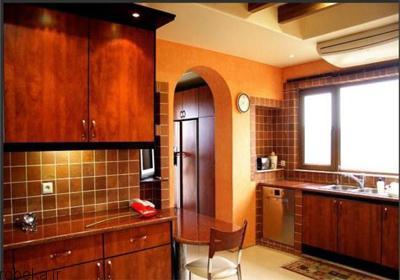 120 1 عكس از خانه ای زیبا در لواسان