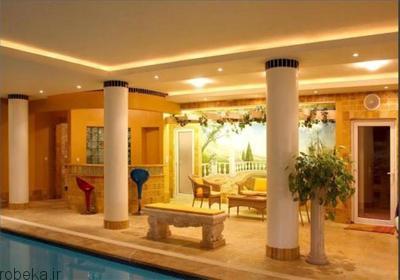 122 1 عكس از خانه ای زیبا در لواسان