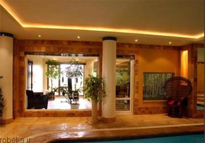 123 1 عكس از خانه ای زیبا در لواسان