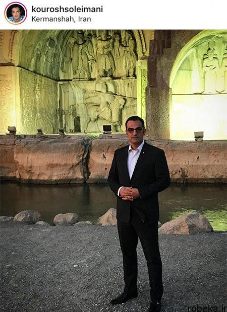 132 hh جدیدترین عکس بازیگران ایرانی در شبکه های اجتماعی