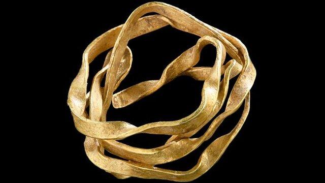 قدیمیترین آثار جنس طلا در آلمان،اخبار گوناگون،خبرهای گوناگون