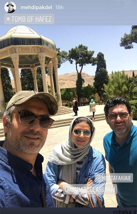 147 hh جدیدترین عکس بازیگران ایرانی در شبکه های اجتماعی