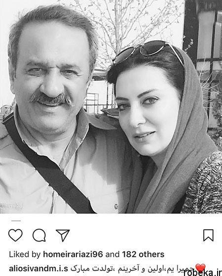 151 hh جدیدترین عکس بازیگران ایرانی در شبکه های اجتماعی