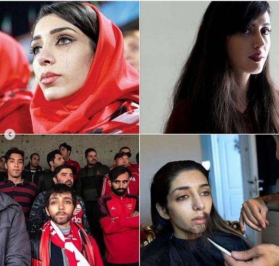 15660476875093  دختران پرسپولیسی که به زندان افتادند! (+عکس)