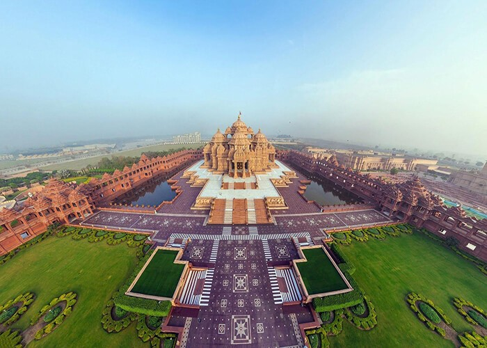 1568181241875746452347475769 سه تا از محبوب ترین شهر های توریستی هند  که ارزش دیدن را دارند