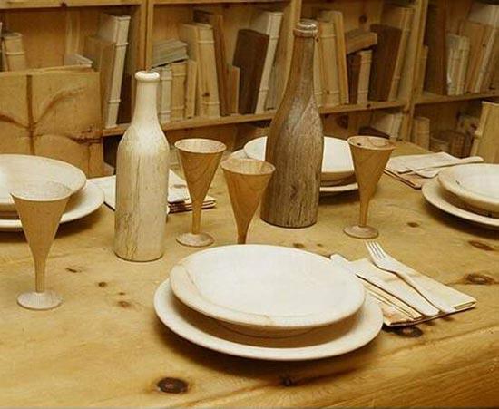 1579295687 robeka.ir عکسهایی از یک زندگی کاملاً چوبی