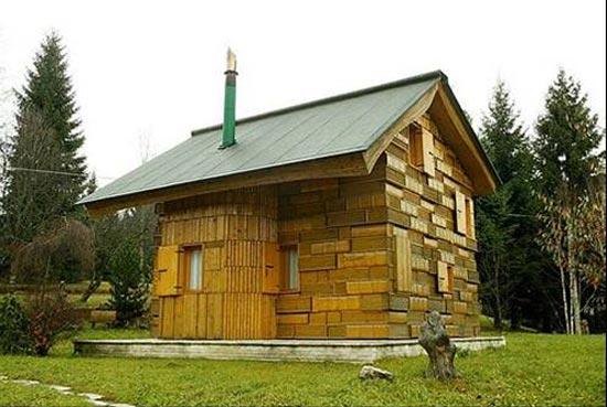 1579295699 robeka.ir عکسهایی از یک زندگی کاملاً چوبی