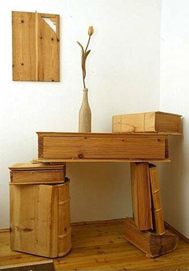 1579295707 robeka.ir عکسهایی از یک زندگی کاملاً چوبی