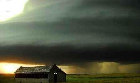 1579354766 robeka.ir عکس هایی حیرت آور و دیدنی از یک طوفان نادر