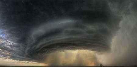 1579354769 robeka.ir عکس هایی حیرت آور و دیدنی از یک طوفان نادر