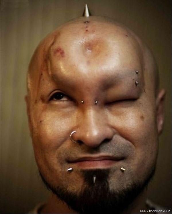 1579358612 robeka.ir عکس هایی از چهره ترسناک زنان و مردان شیطان پرست