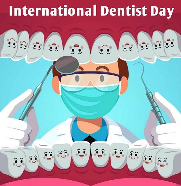 1586544593 robeka.ir عکس پروفایل تبریک روز دندانپزشک 99 + متن های تبریک روز دندانپزشک 1399