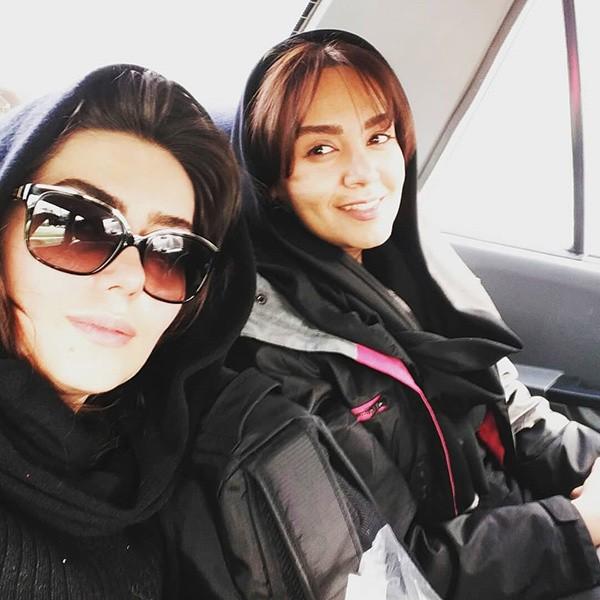 1586634912 robeka.ir بیوگرافی تمام بازیگران زن سریال نون خ 2 (دختران نورالدین خانزاده)