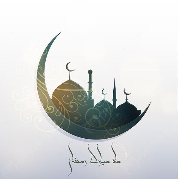 1587544787 robeka.ir شعر و متن تبریک ماه مبارک رمضان 1399 + عکس نوشته های جدید ماه رمضان 99