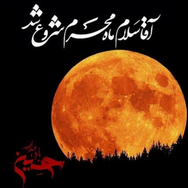 1598022051 robeka.ir عکس پروفایل امام حسین ماه محرم 99 + اشعار جدید و متن