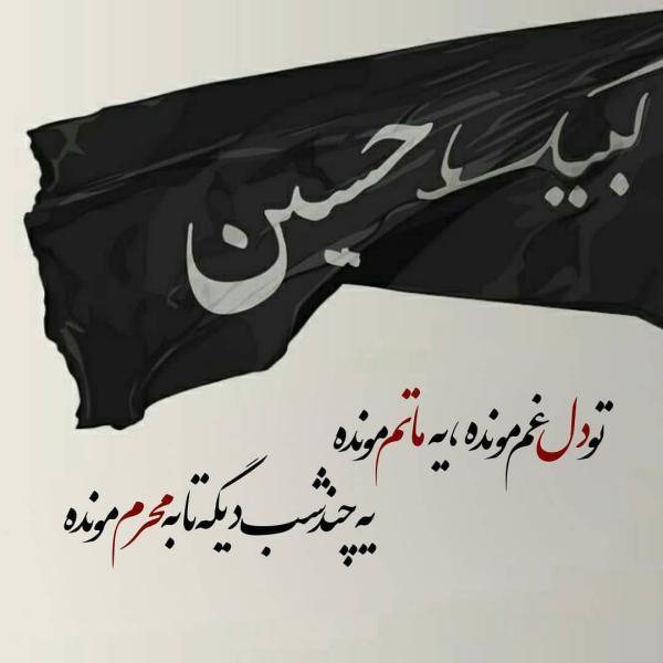 1598022077 robeka.ir عکس پروفایل امام حسین ماه محرم 99 + اشعار جدید و متن