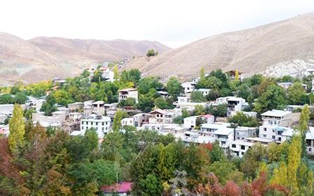 1609282248 robeka.ir روستای کردان یکی از محبوب ترین مناطق توریستی ایران