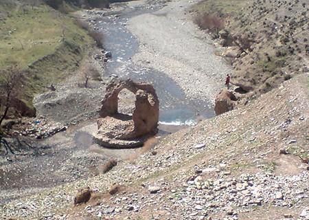1609282252 robeka.ir روستای کردان یکی از محبوب ترین مناطق توریستی ایران