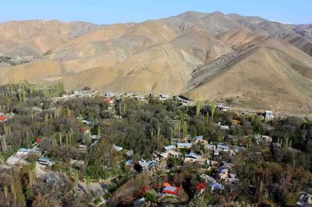 1609282256 robeka.ir روستای کردان یکی از محبوب ترین مناطق توریستی ایران