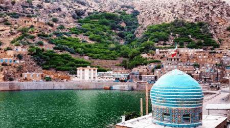 1609282683 robeka.ir روستای هجیج، روستای پلکانی کرمانشاه