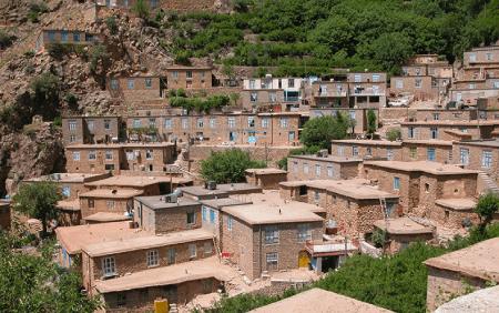 1609282686 robeka.ir روستای هجیج، روستای پلکانی کرمانشاه