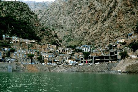 1609282700 robeka.ir روستای هجیج، روستای پلکانی کرمانشاه