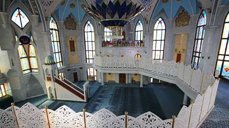 1609355289 robeka.ir مسجد کول شریف بزرگ ترين مسجد روسیه