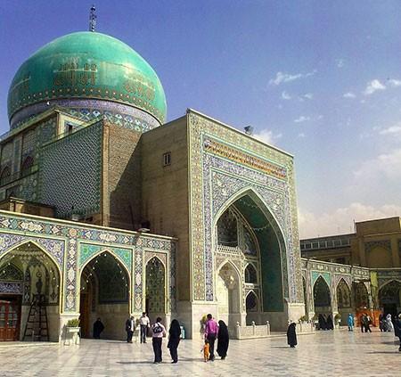 1609355393 robeka.ir آشنایی با مسجد گوهرشاد، قدیمی ترین مسجد مشهد
